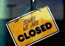 we-are-closed